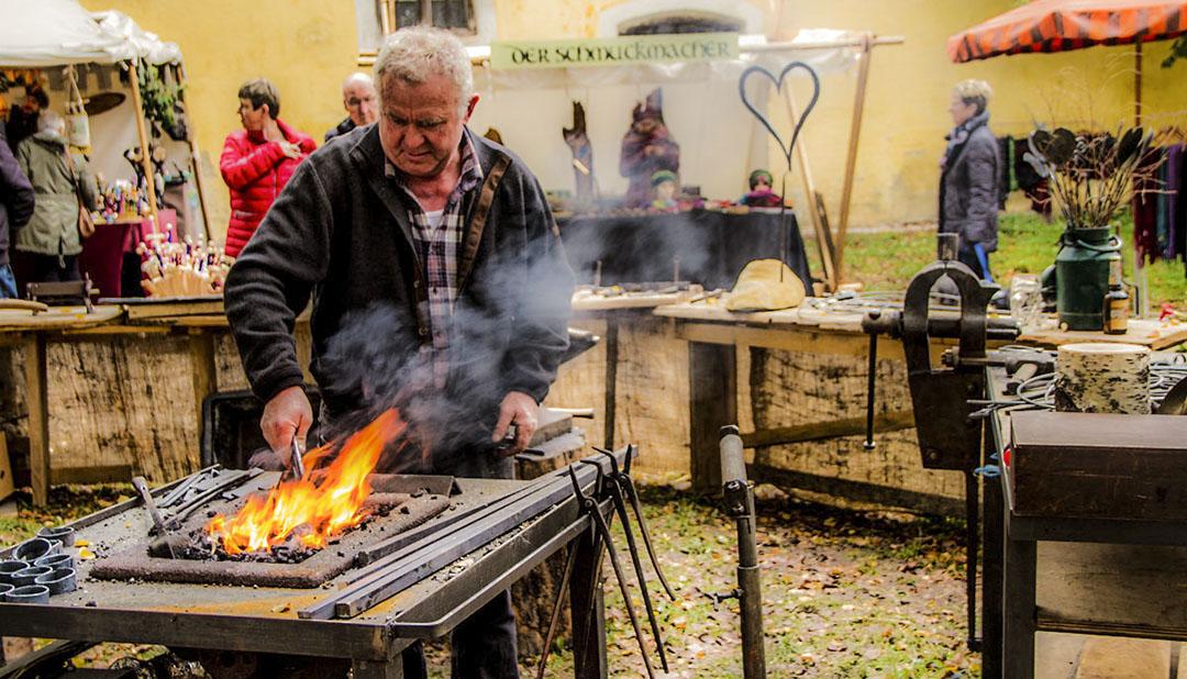 Baumburger Kunsthandwerkermärkte