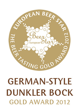 German-Style Dunkler Bock Gold 2012