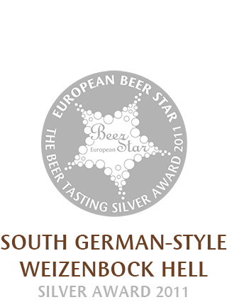 South German-Style Weizenbock Hell Silber 2011