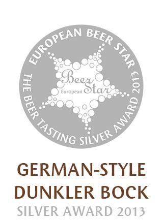 German-Style Dunkler Bock Silber 2013