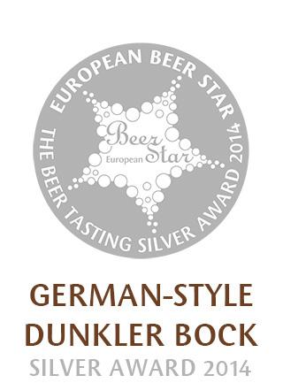 German-Style Dunkler Bock Silber 2014